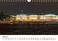 St. Petersburg bei Nacht (Wandkalender 2019 DIN A4 quer) - Produktdetailbild 6