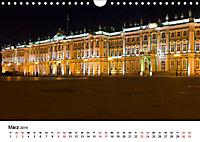 St. Petersburg bei Nacht (Wandkalender 2019 DIN A4 quer) - Produktdetailbild 3