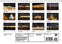St. Petersburg bei Nacht (Wandkalender 2019 DIN A4 quer) - Produktdetailbild 13
