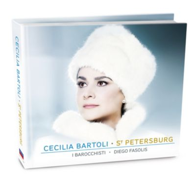 St. Petersburg  (Limited Deluxe Edition), Cecilia Bartoli