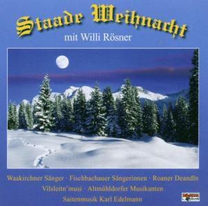 Staade Weihnacht, Rösner, Fischbachauer, Waakirchner