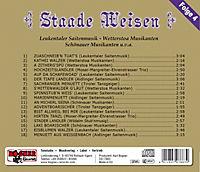 Staade Weisen Folge 4 (Instrumental) - Produktdetailbild 1