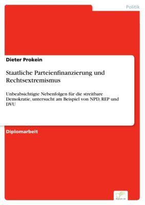 Staatliche Parteienfinanzierung und Rechtsextremismus, Dieter Prokein