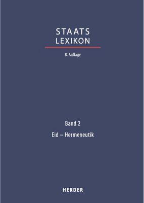 Staatslexikon 8. Aufl.: Staatslexikon