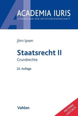 Staatsrecht: 2 Grundrechte - Jörn Ipsen pdf epub