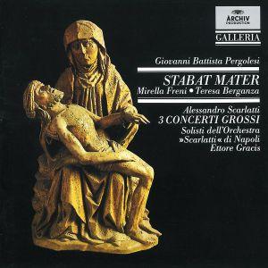 Stabat Mater/Concerti Grossi 1,3,5, Freni, Berganza, Gracis