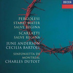 Stabat Mater/Salve Regina, Anderson, Bartoli, Dutoit, Osm