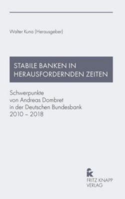 Stabile Banken in herausfordernden Zeiten -  pdf epub