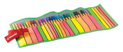 STABILO® point 88® Fineliner, 30er Rollerset, 25+5 Neonfarben