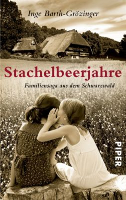 Stachelbeerjahre - Inge Barth-Grözinger |
