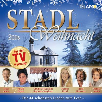 stadl weihnacht cd von various bei bestellen. Black Bedroom Furniture Sets. Home Design Ideas