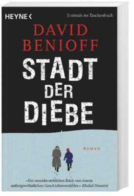Stadt der Diebe, David Benioff