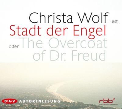 Stadt der Engel oder The Overcoat of Dr. Freud, 9 Audio-CDs, Christa Wolf
