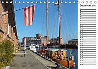 Stadt Wismar 2019 (Tischkalender 2019 DIN A5 quer) - Produktdetailbild 9