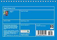 Stadt Wismar 2019 (Tischkalender 2019 DIN A5 quer) - Produktdetailbild 13