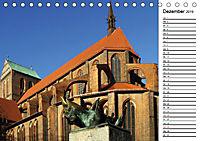 Stadt Wismar 2019 (Tischkalender 2019 DIN A5 quer) - Produktdetailbild 12
