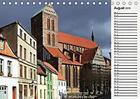 Stadt Wismar 2019 (Tischkalender 2019 DIN A5 quer) - Produktdetailbild 8
