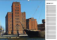 Stadt Wismar 2019 (Wandkalender 2019 DIN A2 quer) - Produktdetailbild 11