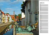 Stadt Wismar 2019 (Wandkalender 2019 DIN A3 quer) - Produktdetailbild 6