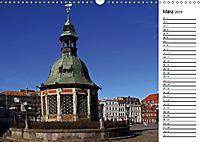 Stadt Wismar 2019 (Wandkalender 2019 DIN A3 quer) - Produktdetailbild 3
