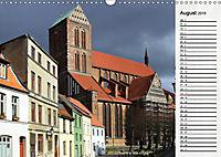 Stadt Wismar 2019 (Wandkalender 2019 DIN A3 quer) - Produktdetailbild 8
