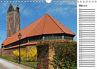 Stadt Wismar 2019 (Wandkalender 2019 DIN A4 quer) - Produktdetailbild 3