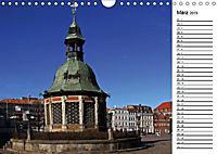 Stadt Wismar 2019 (Wandkalender 2019 DIN A4 quer) - Produktdetailbild 10