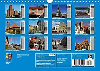 Stadt Wismar 2019 (Wandkalender 2019 DIN A4 quer) - Produktdetailbild 12