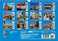 Stadt Wismar 2019 (Wandkalender 2019 DIN A4 quer) - Produktdetailbild 13