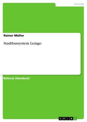 Stadtbussystem Lemgo, Rainer Müller