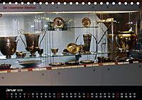 Stadtmuseum Hildesheim im Knochenhauer-Amtshaus (Tischkalender 2019 DIN A5 quer) - Produktdetailbild 1