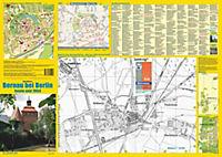Stadtplan Bernau bei Berlin - heute und 1954 - Produktdetailbild 2