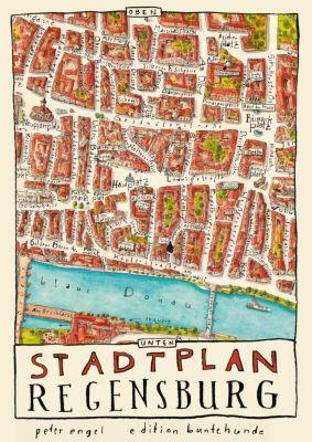 Stadtplan Regensburg - Peter Engel  