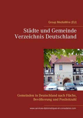 Städte und Gemeinde Verzeichnis Deutschland, Heinz Duthel