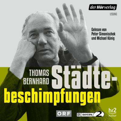 Städtebeschimpfungen, Thomas Bernhard