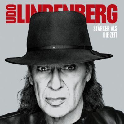 Stärker als die Zeit (Limitiertes Deluxe Box-Set, CD+DVD), Udo Lindenberg