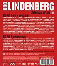 Stärker als die Zeit - Live (2 Blu-rays) - Produktdetailbild 1