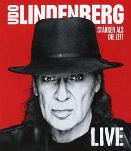 Stärker als die Zeit - Live (2 Blu-rays), Udo Lindenberg