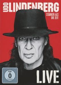 Stärker als die Zeit - Live (2 DVDs), Udo Lindenberg