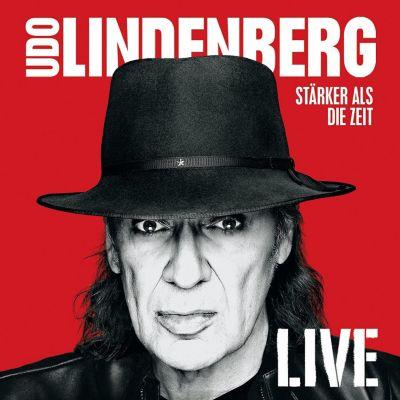 Stärker als die Zeit - Live (3 CDs), Udo Lindenberg