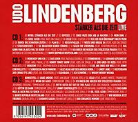 Stärker als die Zeit - Live (3 CDs) - Produktdetailbild 1