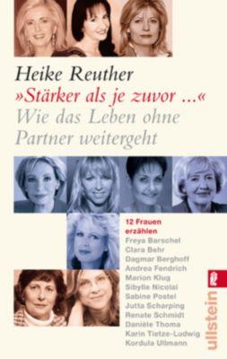 'Stärker als je zuvor...', Heike Reuther