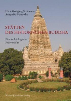 Stätten des historischen Buddha, Hans W. Schumann, Anagarika Santuttho