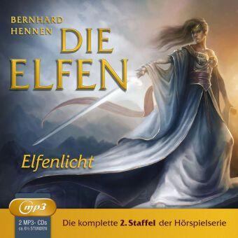 Staffel 2-Elfenlicht-Folge 06-11 (2mp3 Cds), Bernhard Hennen
