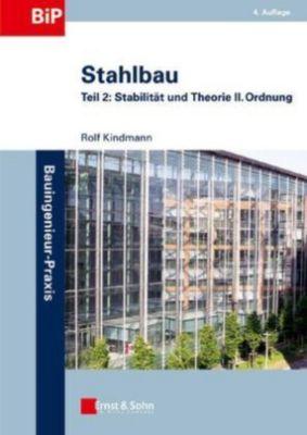 Stahlbau, Rolf Kindmann