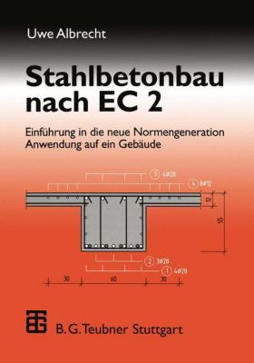 Stahlbetonbau nach EC 2, Uwe Albrecht