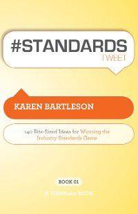 #STANDARDS tweet Book01, Karen Bartleson