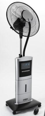 Standventilator mit Sprühnebel, Ionisator & Anti-Mücken-Funktion