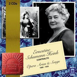 Stanford Archive Series Vol.4:Schumann-Heink, Ernestine Schumann-heink