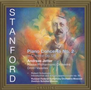 Stanford Klavierkonzert 2, Jetter, Russian Fed.Sym.Orch.Moscow